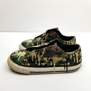 All Star Converse Camouflage Sneakers